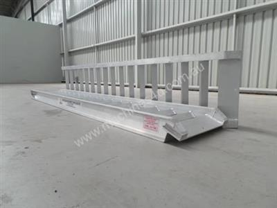 6 Ton Alloy Loading Ramps