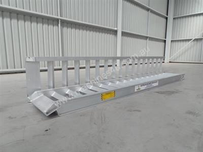 8 Ton Alloy Loading Ramps