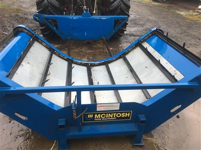 Mclntosh linkage feeder