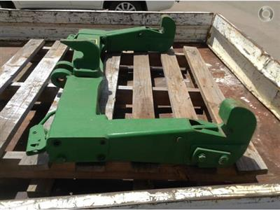 Photo 1. John Deere 4450 hitch