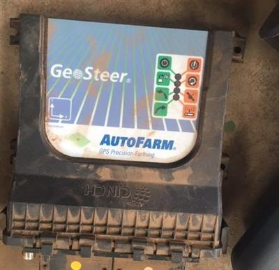 Photo 1. Ag Leader GPS AutoFarm Steering Controller