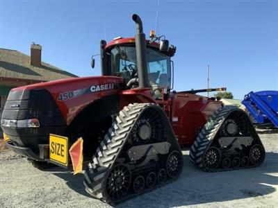 CASE IH ROWTRAC 450 ULTIMATE SPEC tracked tractor