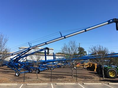 Brandt mixed models grain auger