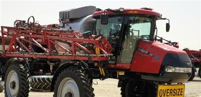 CASE IH SP4430 self propelled sprayer