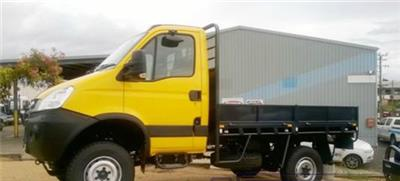Photo 1. Iveco Daily 55s17 4x4 Ute