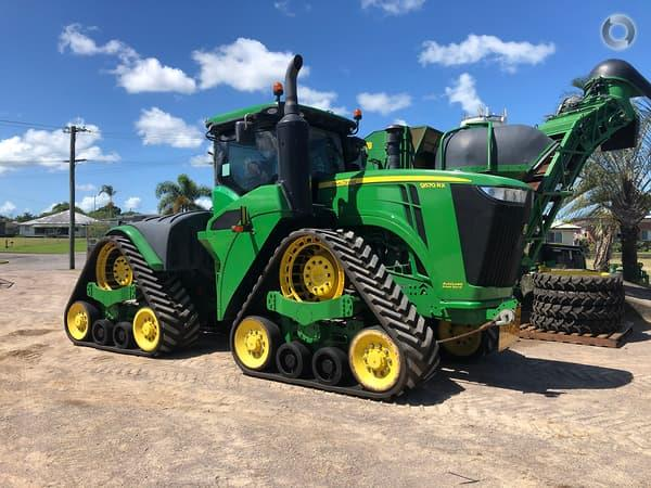 John Deere 9570RX tracked tractor