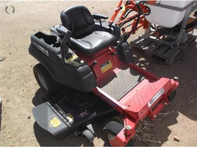 Massey Ferguson 50-22ZT ride on mower