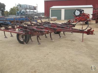 Photo 1. International 2-11 cultivator