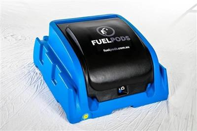 FUEL PODS AD BLUE fuel tank