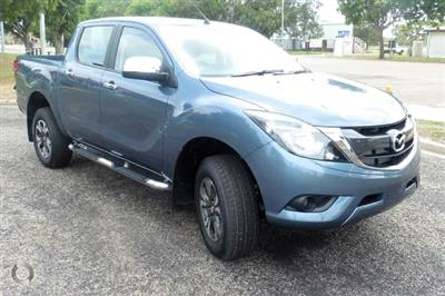 Photo 1. Mazda BT-50 GT UR Auto 4x4 Dual Cab ute