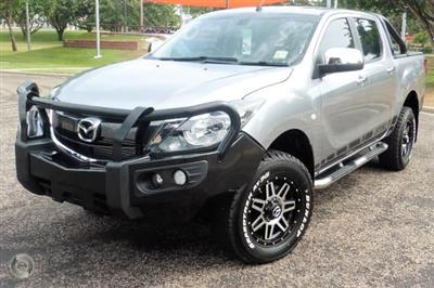 Photo 1. Mazda BT-50 XTR UR Auto 4x4 Dual Cab ute