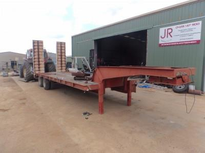 Denis Semi Low Loader/Platform