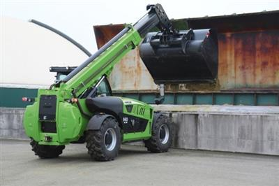 Photo 1. Faresin FH9.60 telehandler