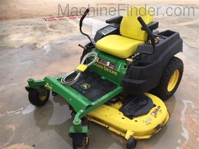 Photo 1. JOHN DEERE Z445 lawn mower