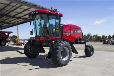 CASE IH 2304 & RD193 PACKAGE windrower