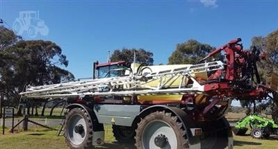 HARDI SARITOR 5500l tank capacity self propelled sprayer