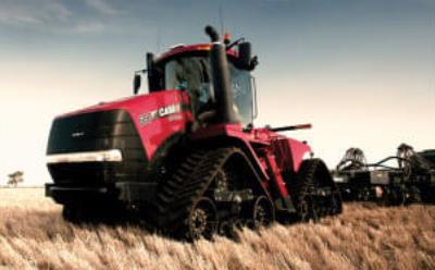 Case IH 9300 track replacement