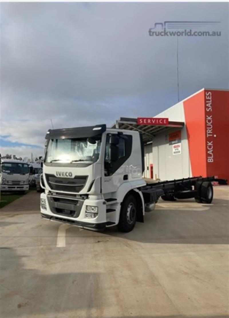 Iveco Stralis 360 Cab Chassis truck