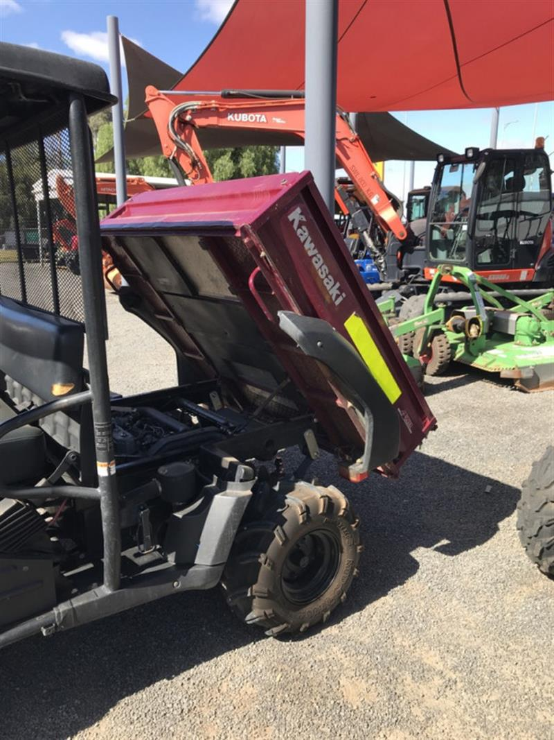 Photo 1. Kawasaki Mule 4010 Mule 4010 ATV