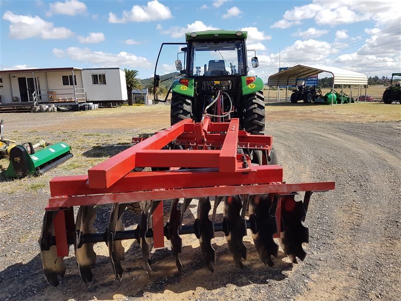 Agking 18 plate disc harrow