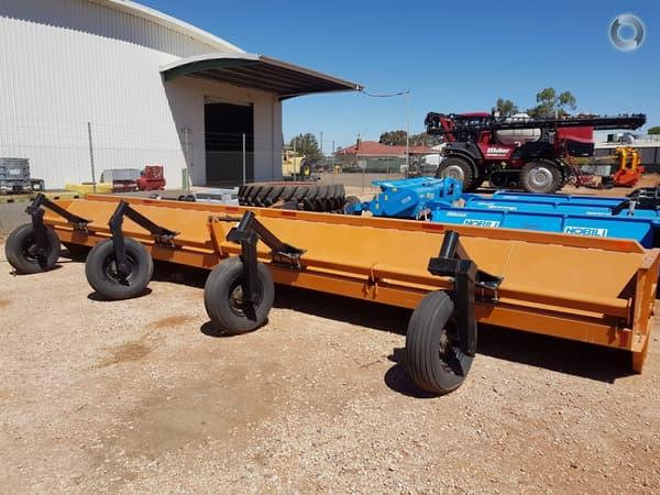 Woods S27CD 8.0m Mulcher