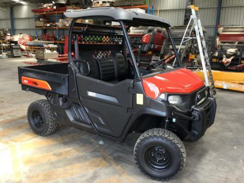 Kioti MECHRON K9 2400 atv