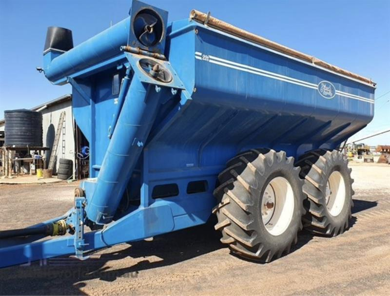 Finch 22T Grain Cart
