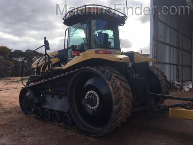 Caterpillar MT845C tracked tractor