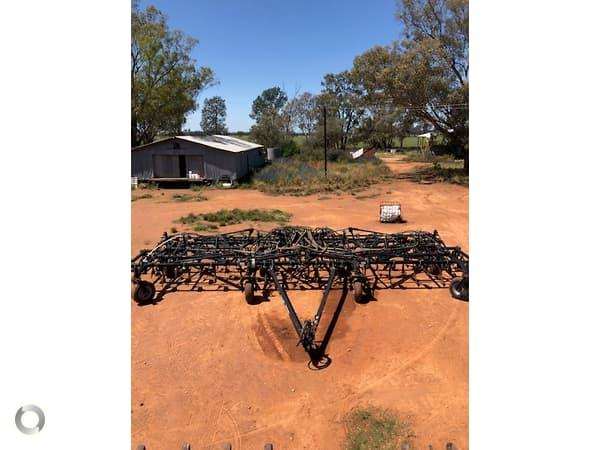 Flexicoil ST820 40 Ft Bar Consignment Alan Bell airseeder