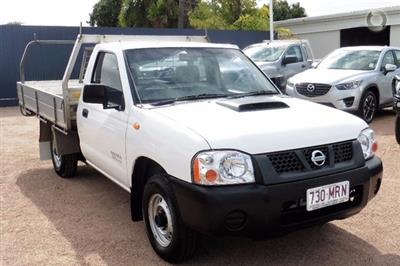 Photo 1. Nissan Navara DX D22 Manual MY10 ute