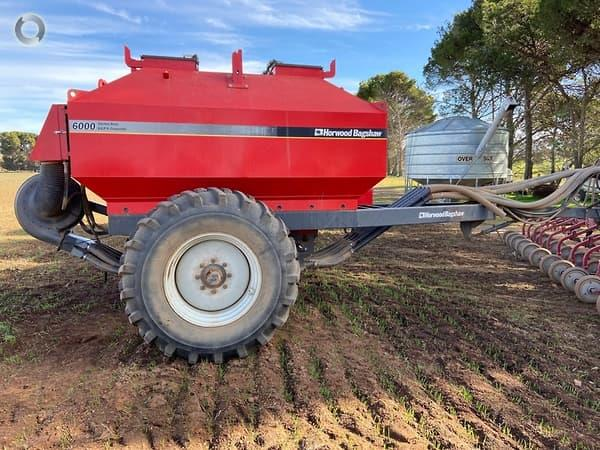 Horwood Bagshaw 6,000L Trailed Air Cart