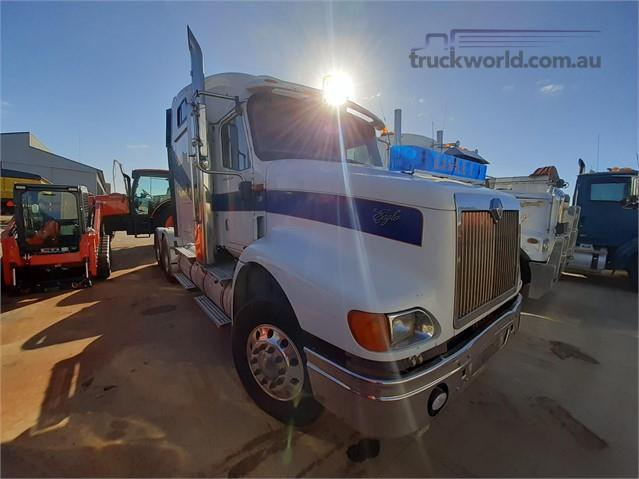 International 9200 Prime Mover