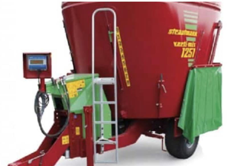 Strautmann Verti-Mix Single Auger Feed Mixer
