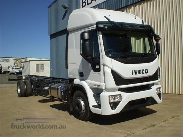 Photo 1. Iveco Eurocargo 160E25 Cab Chassis truck