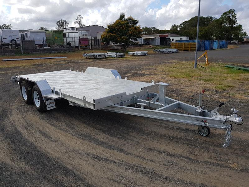 Agking Car Trailer