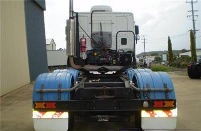 Photo 5. Iveco Powerstar 550 Prime Mover