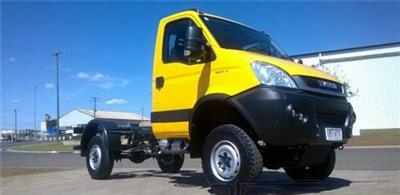 Photo 5. Iveco Daily 55s17 4x4 Ute