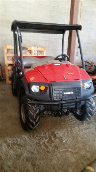 Photo 2. Used Case IH Scout 4x4