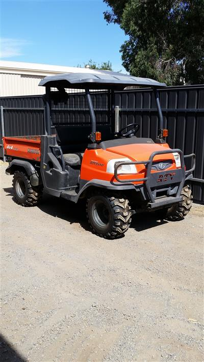 Used Kubota RTV900 Utility Vehicle