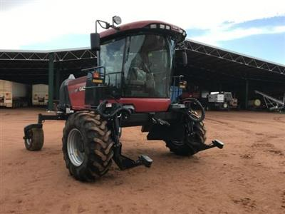 CASE IH WDX2303 windrower