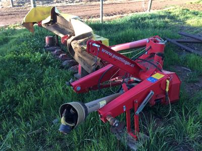 POTTINGER NOVADISC 305 mower conditioner