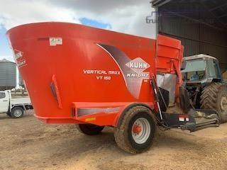 Kuhn VT168 Feed/Mixer Wagon