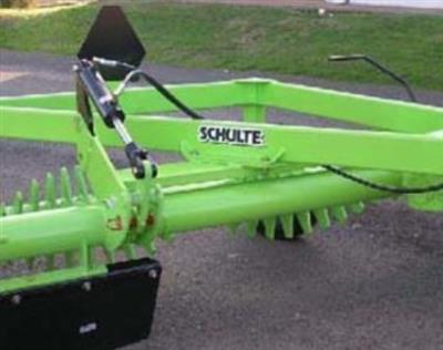 Schulte SRW1000 Rock Windrower