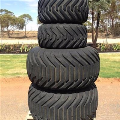 Photo 4. ALLIANCE 328 400/60-15.5 tyre