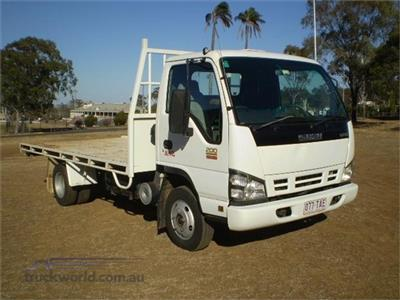 Isuzu NPR 200 Table / Tray Top truck