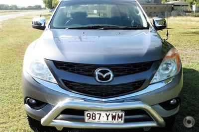 Photo 2. Mazda BT-50 XTR UP Manual 4x4 ute