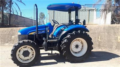 New Holland other FWA/4WD Tractors