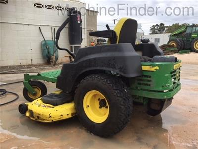 Photo 2. JOHN DEERE Z445 lawn mower