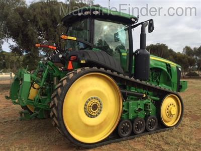 Photo 3. JOHN DEERE 8335RT tracked tractor