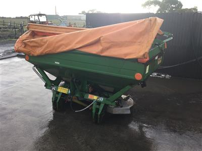 Photo 2. Amazone ZA-M 1500 AMAZONE ZAM1500 3PL SPREADER Fertilizer/Manure Spreader